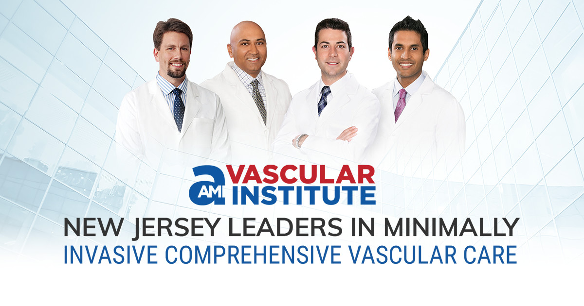 Meet Our New Jersey Endovascular Specialists | The Vascular